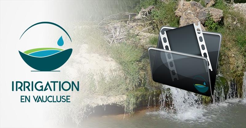 Irrigation en vaucluse diaporamas - Chambre agriculture avignon ...
